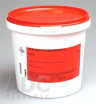 Acidi salicylici unguentum 5% - FAGRON