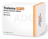 Trelema 150 mg filmom obalené tablety