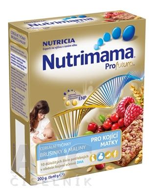 Nutrimama Profutura cereálne tyčinky