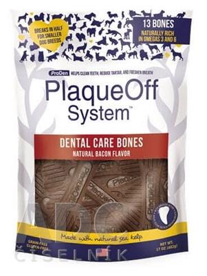 ProDen PlaqueOff Dental Care Bones Bacon Flavour