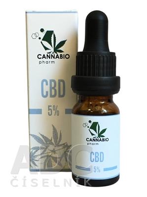 CANNABIOpharm CBD 5%