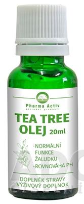 Pharma Activ TEA TREE OLEJ