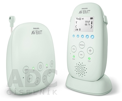 AVENT DECT Digitálny BABY MONITOR
