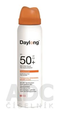 Daylong Protect&care transparent aerosol SPF 50+
