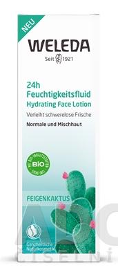 WELEDA OPUNCIA 24h hydratačný pleťový lotion