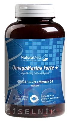 NaturaMed Omega MarineForte+