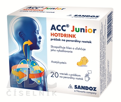 ACC JUNIOR HOTDRINK