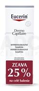 Eucerin DermoCapillaire Šampón Hypertolerantný