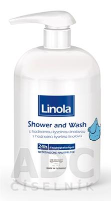Linola Shower and Wash