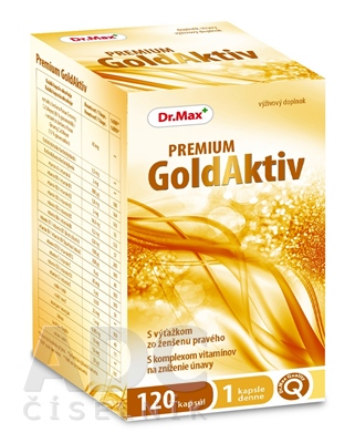 Dr.Max Premium GoldAktiv
