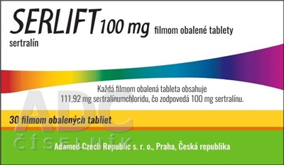 SERLIFT 100 mg