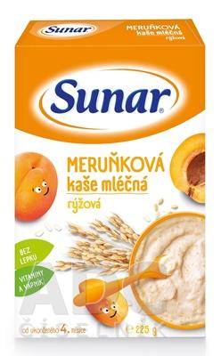 Sunar MARHUĽOVÁ kaša mliečna ryžová