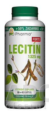 BIO Pharma Lecitín Forte 1325 mg