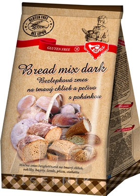 Liana Bread mix dark