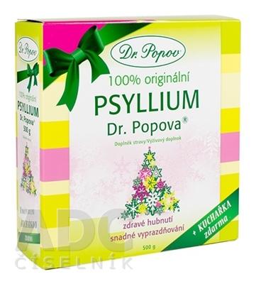 DR. POPOV PSYLLIUM Vianočné balenie