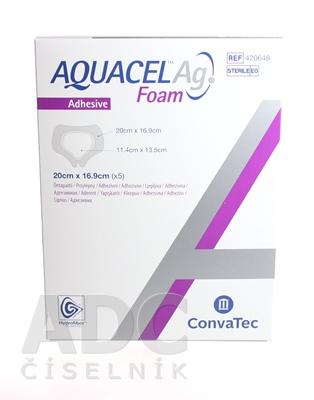 AQUACEL Ag Foam adhezívne penové krytie