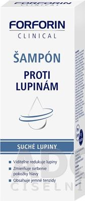 FORFORIN ŠAMPÓN PROTI LUPINÁM