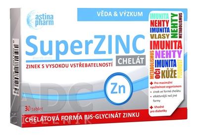 Astina SuperZINC CHELÁT