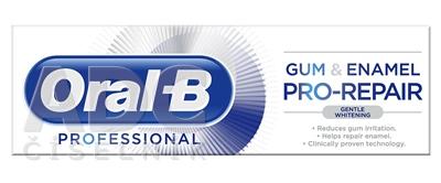 Oral-B GUM & ENAMEL PRO-REPAIR Gentle Whitening