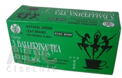 3 BALLERINA TEA - Amazonas