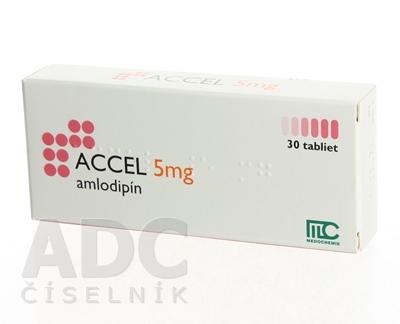 ACCEL 5 mg