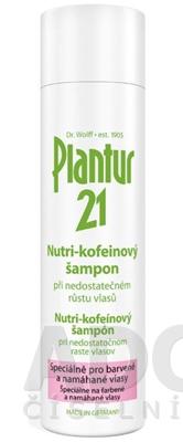 Plantur 21 Nutri-kofeinový šampón