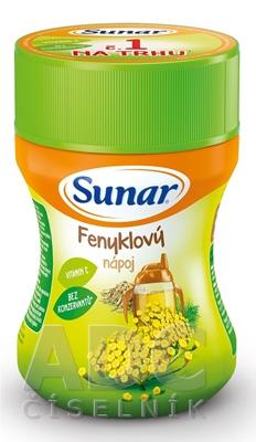 Sunar Rozpustný nápoj Feniklový