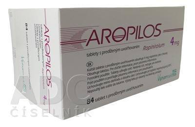 AROPILOS 4 mg tablety s predĺženým uvoľňovaním