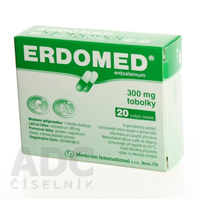 ERDOMED 300 MG