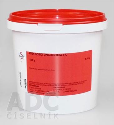 Acidi borici unguentum 3% - FAGRON