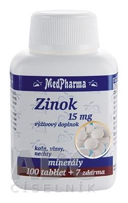 MedPharma ZINOK 15 mg