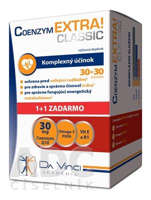 COENZYM EXTRA CLASSIC 30MG - DA VINCI