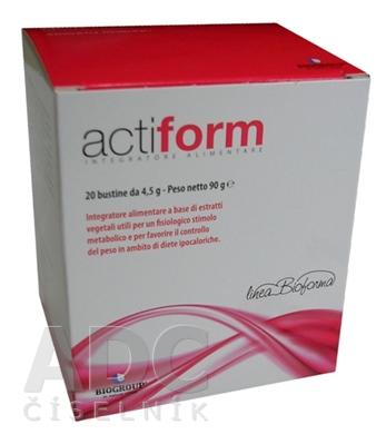 Actiform