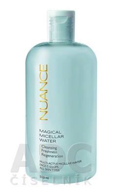 NUANCE MICELLAR WATER