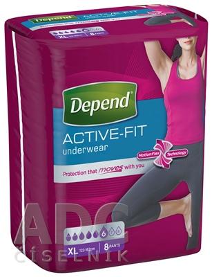 DEPEND ACTIVE-FIT XL pre ženy
