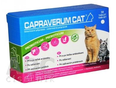 CAPRAVERUM CAT probioticum-prebioticum