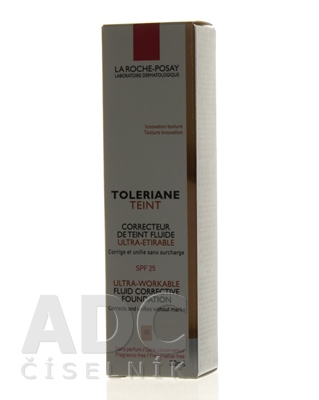 LA ROCHE-POSAY TOLERIANE FDT FLUID 10 MAKE-UP