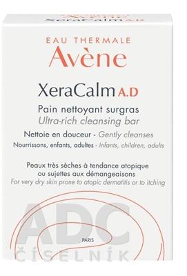 AVENE XERACALM A.D PAIN NETTOYANT SURGRAS