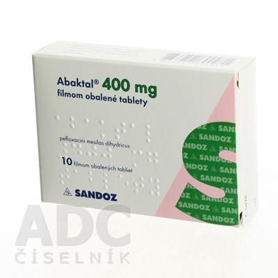 Abaktal 400 mg