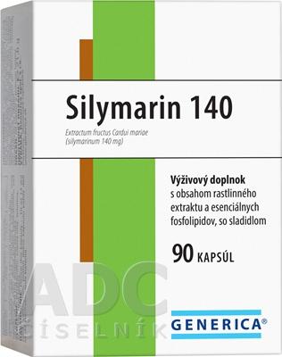 GENERICA Silymarin 140