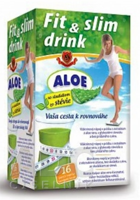 HERBEX FIT & SLIM drink ALOE