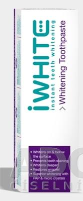 iWHITE Bieliaca zubná pasta