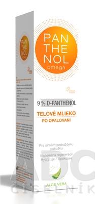 omega PANTHENOL 9% ALOE VERA