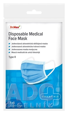 Dr.Max Disposable Medical Face Mask Type II