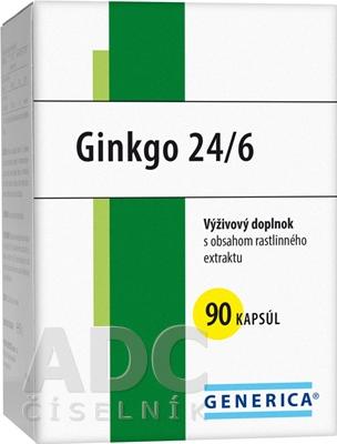 GENERICA Ginkgo 24/6
