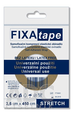 FIXAtape STRETCH