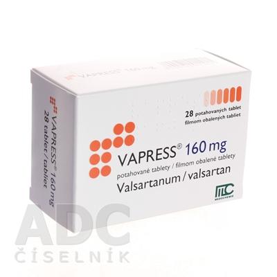 VAPRESS 160 mg