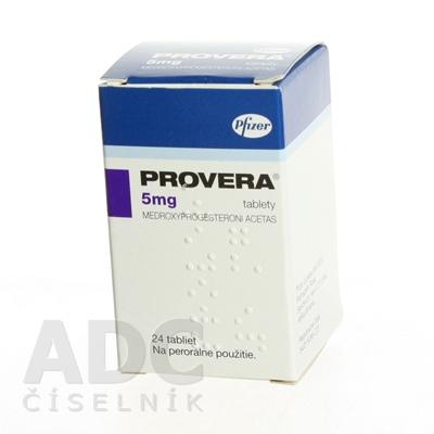 PROVERA 5 mg