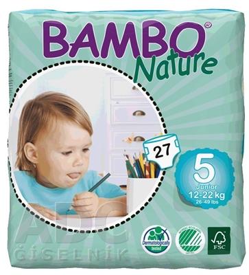 BAMBO JUNIOR 5 (12-22 kg)
