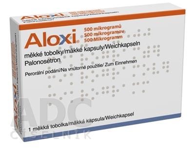 Aloxi 500 mikrogramov mäkké kapsuly